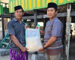 286 KPM di Desa Sabalana Pangkep Terima Bantuan Sembako