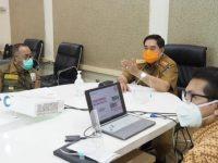 Rapat Bersama BPJS Kesehatan, Abdul Hayat Ingatkan Pentingnya Akurasi Data
