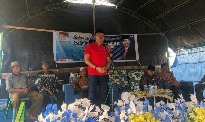 Anggota DPD RI dapil Sulawesi Tengah, Abdul Rachman Thaha (ART).