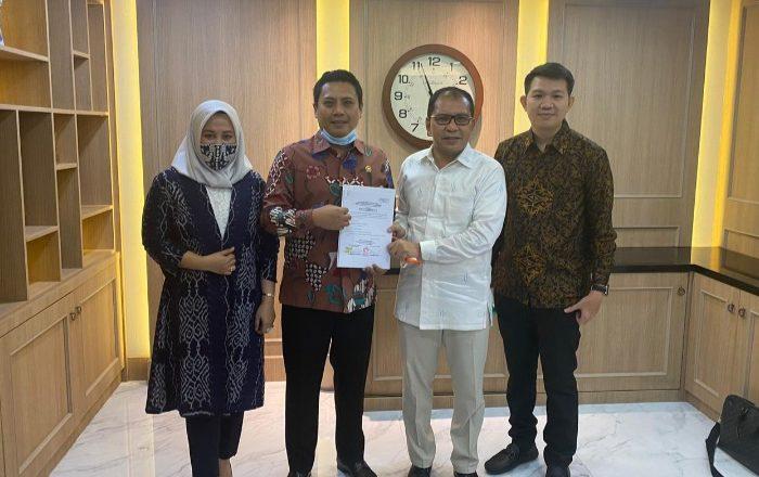 Danny-Fatmawati Resmi Kantongi Surat B1KWK dari Gerindra