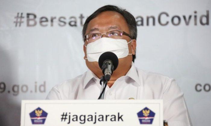 Menteri Riset dan Teknologi/ Badan Riset dan Nasional (Menristek/BRIN) Bambang P S Brodjonegoro