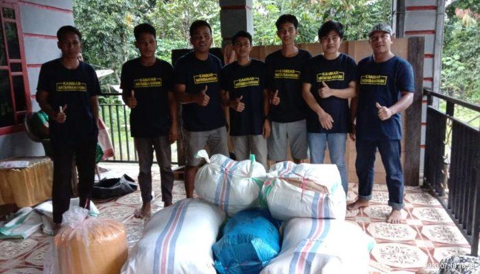 Pemuda Kampung Baru Kelurahan Jawi-jawi Bulukumba Galang Bantuan untuk Masamba
