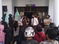 Pertanyakan Kasus Dugaan Korupsi, HMI Cabang Pinrang Demo di Kejari