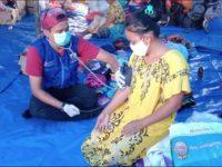 KNPI Sulsel Terus Bergerak Bantu Korban Banjir Bandang Lutra