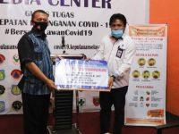Gugus Tugas Covid-19 Selayar Terima Bantuan APD dari BLK Bantaeng