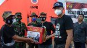 Lagi, RG Peduli Salurkan Bantuan di Lokasi Pengungsian Korban Banjir Lutra