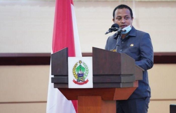 Wagub Sulsel Andi Sudirman Sulaiman.