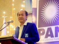 Ketua Dewan Pengurus Wilayah (DPW) PAN Sulsel, Ashabul Kahfi.