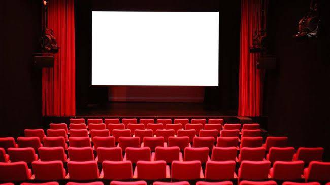 Ilustrasi bioskop. (Istockphoto/dolgachov)