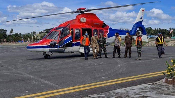 Gubernur Sulsel Dampingi Kepala BNPB Tinjau Lokasi Banjir Bandang Luwu Utara