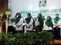 Pengurus Korps HMI-Wati Himpunan Mahasiswa Islam (HMI) Cabang Gowa Raya periode 2020 - 2021