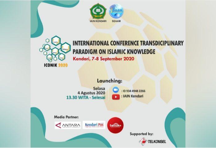 International Conference on Transdisciplinary Islamic Knowledge (ICONIK).
