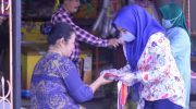 """""""Mappatabe"""", Fatmawati Rusdi Dapat Sambutan Hangat Warga"""