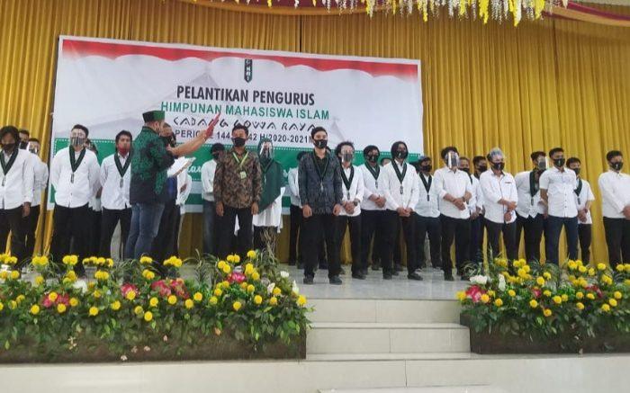 Pengurus Himpunan Mahasiswa Islam (HMI) Cabang Gowa Raya periode 2020 - 2021 dibawah kepemimpinan Ardiansyah resmi dilantik oleh Sekertaris Jenderal PB HMI Taufan Iksan Tuarita.