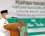 Wabup Gowa Harap HMI Cabang Gowa Raya Jadi Mitra yang Baik