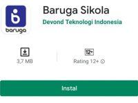 Aplikasi Baruga Sikola.