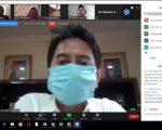 Dialog Pendidikan ransformasi Perguruan Tinggi Islam di Tengah Pandemi Covid-19.