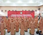 Pengurus Dharma Wanita Persatuan Provinsi Sulsel Masa Bakti 2019-2024 Resmi Dikukuhkan