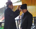 Temui Ammatoa, Edy Manaf Kenakan Jas Khusus dari Kahar Muslim