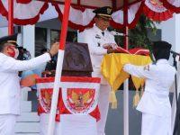 Berlangsung Khidmat, Bupati Selayar Pimpin Upacara HUT ke-75 RI