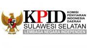 Logo KPID Sulawesi Selatan (Sulsel).