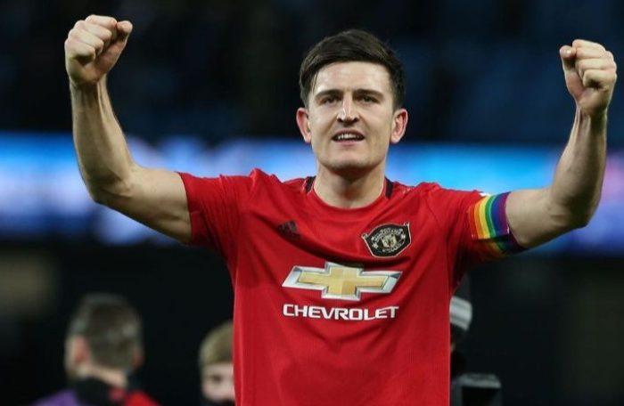 Kapten Manchester United Harry Maguire. /Instagram/@harrymaguire93