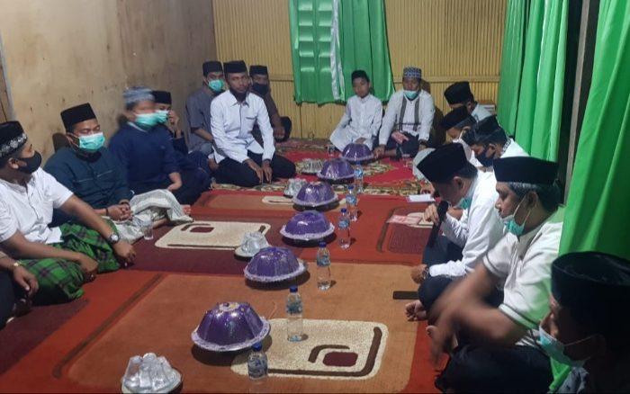 Bupati Barru Luangkan Waktu Pimpin Yasinan Putra Wakil Ketua Yayasan SMK Pelayaran