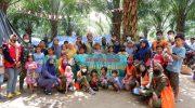 Civitas Akademik ARS Stikes Plamonia Gelar Bakti Sosial Bantu Korban Banjir Lutra