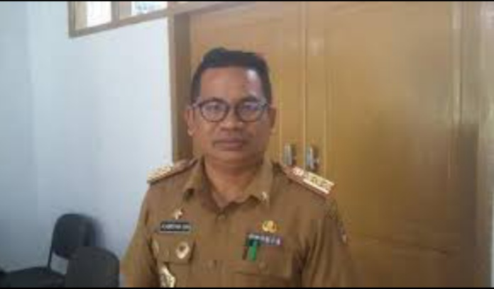 Kepala Kesbangpol Kabupaten Wajo, H. Alamsyah