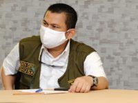 Koordinator Duta Wisata Covid-19 Sulsel, Husni Thamrin.