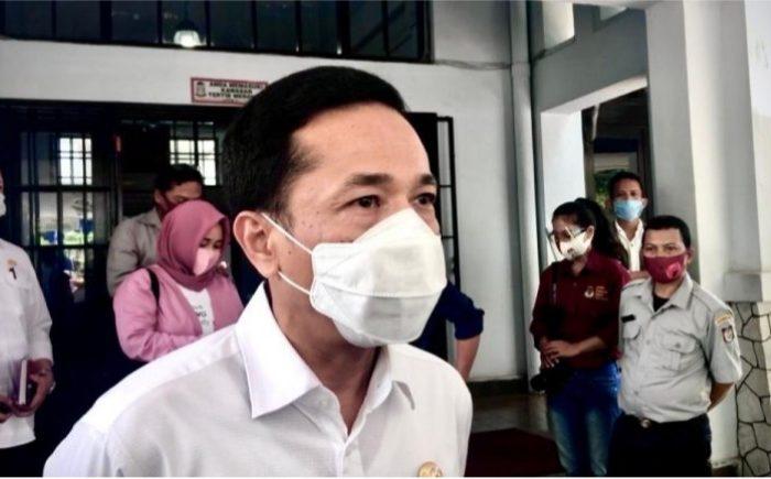 Pj Wali Kota Makassar, Prof Rudy Djamaluddin.