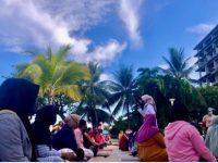 Anjungan Losari Segera di Buka, Puluhan PK5 diberi Edukasi Protokol Kesehatan