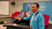 Ketua DPW Partai Gelora Sulsel, Syamsari Kitta