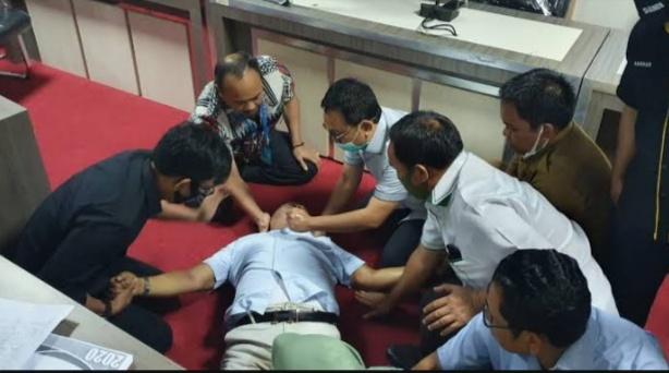 Pingsan Saat Rapat, Anggota DPRD Sulsel Ince Langke Meninggal Dunia