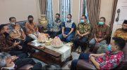 Bupati Basli Ali Terima Kunjungan Kepala BBHIP Makassar