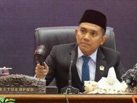 Ketua DPRD Kota Bontang Andi Faizal Sofyan Hasdam