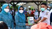 PKK Sulsel – Makassar Kolaborasi Beri Pelatihan Pemberdayaan Perempuan dan Anak Pulau
