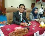 Anggota DPRD Bontang, Bakhtiar Wakkang.