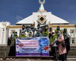 Peringati Hari Farmasi Sedunia, IAI Gowa Bagikan Masker Gratis untuk Masyarakat