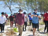 Kawasan Pulau Lanjukang Jadi Percontohan Pulau Wisata
