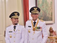 Gubernur – Wakil Gubernur Sulawesi Selatan, Prof. HM Nurdin Abdullah – Andi Sudirman Sulaiman