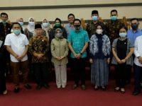 DPRD Makassar Terima Kunjungan Anggota DPRD Sulbar dan Pinrang
