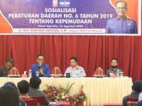 Ray Suryadi Arsyad Harap Pemuda Ambil Peran Membangun Makassar