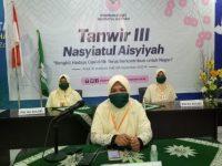 Tanwir ke-3, Nasyiatul Aisyiyah Sulsel Dorong Kader Tetap Produktif di Masa Pandemi