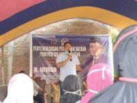 H Irwan Sosialisasi Perda Perlindungan Lahan Pertanian Berkelanjutan di Pabundukang