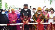 Dimanfaatkan Kembali Untuk Masyarakat, Gubernur Resmikan Gedung Kartini PKK