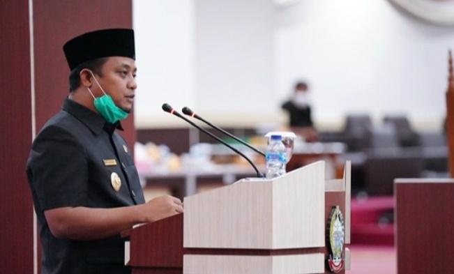 Wakil Gubernur Sulawesi Selatan (Sulsel), Andi Sudirman Sulaiman.