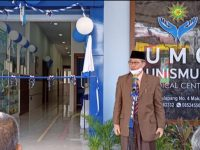 Rektor Unismuh Makassar, Prof Dr Ambo Asse