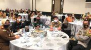 Bupati Gowa Hadiri Rakor dan Konsolidasi Kesiapan Pilkada Serentak 2020