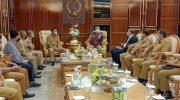 Temui Gubernur Sulsel, Bupati Selayar Bahas Kawasan Ekonomi Khusus Pariwisata